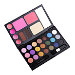 21 Colors EyeShadow Nude Comestic Long Lasting Beauty Makeup