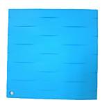 Straw Placemat Table Mat Silicone Mat Western European Anti Slip Insulation Pad 5Pcs