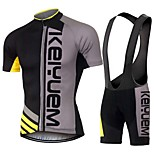 KEIYUEM®Others Summer Cycling Jersey Short Sleeves + BIB Shorts Ropa Ciclismo Cycling Clothing Suits #72