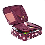 The New Korea Portable Travel Packages Travel Essential Wash Bag Waterproof Pouch Cosmetic Bag for Lady