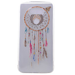Dream Catcher Pattern Frosted TPU Material Phone Case for LG G5