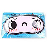 Cartoon Relieve Eye Ice Feeling Fatigue Sleep Goggles Random Colors