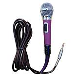 Avec fil-Microphone à Main-Microphone de KaraokeWith6.3mm