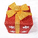 Christmas Decorations 15Cm-30Cm Pvc Christmas Gift Boxes Decorated For Christmas Gift Boxes Decorated Scene