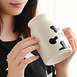 Cow Grain Creative Ceramic Cup