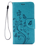PU Leather Material Embossed Butterflies Phone Case for Huawei P9 Lite/P9/Honor 7/Y625