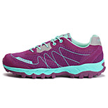 Light Grey/Purple/Dark Gray/Dark Blue Wearproof Rubber Running Shoes for Women