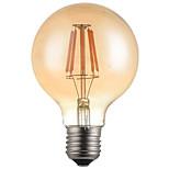 HRY® G95 4W E27 360LM 2700K 360 Degree LED Filament Light LED Edison Bulb(220-240V)