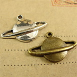 DIY Jewelry Space Style Alloy Charms 100pcs
