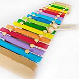 bambino musica percezione 1-3 anni giocattoli per bambini di età arpa piccolo xilofono bussare otto mano