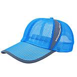 Cap Breathable / UV resistance Exercise & Fitness / Golf / Baseball White / Red / Gray / Black /
