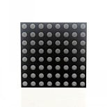8x8 RGB LED Full Color Dot Display 60x60mm Common Anode For Arduino