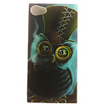 Owl Painting Pattern TPU Soft Case for Sony Xperia Z5 Compact Z5 Mini/Z3 Compact Z3Mini/Z3