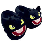 How To Train Your Dragon Teethless Kigurumi Pajamas Warm Slippers With Collar 28cm