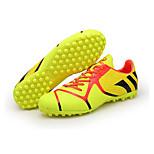 ailema Homens Futebol Tênis Primavera / Verão Almofadado / Anti-desgaste / Respirável Sapatos Amarelo / Verde / Vermelho / Preto 33-44