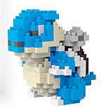 LNO Brand Blastoise ABS Super Mini 234 Pieces Diamond Blocks