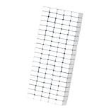 8*5*3mm Rectangle Neodymium NdFeB Magnet (100PCS) Silver