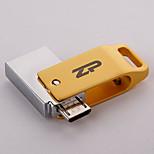 ZP C09 64GB USB 2.0 Resistente all'acqua / Resistente agli urti / Rotante / Supporto OTG (Micro Usb)