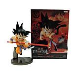 Seven Dragon Ball Anime Hand Goku Fighting Posture Model