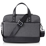 15.6inch palmare laptop bag affari / manica nero