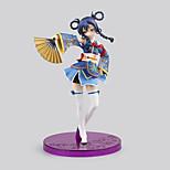 Amar viver Umi Sonoda PVC 17CM Figuras de Ação Anime modelo Brinquedos boneca Toy