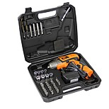 Electric Screwdriver Set Screw 45PCS Versatile Handling Tool Battery