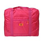Taobao Explosion Models Korean Version of the Nylon Folding Travel Admission Package Portable Finishing Laundry Bag