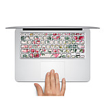 Floral Keyboard sticker Laptop Decal for MacBook Air 13