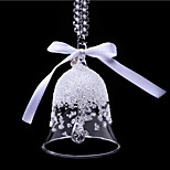 Crystal 2016 Christmas Ornaments Jushi Car Ornaments Wind Bells
