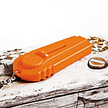 1Pc Popular New Plastic Ejection Beer Bottle Opener Kitchen Tool with a Handy Key Chain