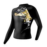 Others Men's Diving Suits Diving Suit Compression Wetsuits 2.5 to 2.9 mm Black L / XL / XXL Diving
