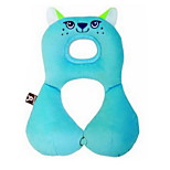 1-3 Years Old U-shaped Neck Pillow Baby Travel Car Seat Cushion(Cat)