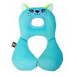 Baby U Pillows Animal Shaped Headrest 1-4 years Babies Cartoon Neck Protector Kids Pillow Gifts (Cat)