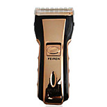 Electric Shaver Men Face Electric Ergonomic Design Stainless Steel FEIREN