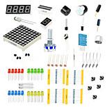 Landa Tianrui TM-Sensor DIY Kit for Arduino / Raspberry Pi - Blue + Black + Multi-Color