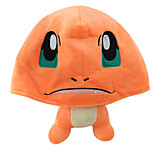 Charmander Super Cute 3D Coral Fleece Hat With Body