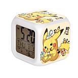 Pocket Monster-Pikachu-Jaune-Résine
