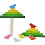 bloques de balance de aves