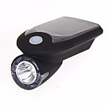 Solar Bike Lights LED Bicycle Front Head Light USB 2.0 Rechargeable Headlight Portable Outdoor Night Cycling Lights