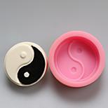 moldes de silicona de chismes forma de chocolate, moldes para pasteles, moldes de jabón, herramientas de decoración para hornear