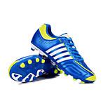 ailema Homens Futebol Tênis Primavera / Verão Almofadado / Anti-desgaste / Respirável Sapatos Preto / Azul 33-44