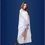 Eva Environmental Protection Material Fashion Poncho Raincoat New Motorcycle Models