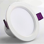 6W LED Downlights Warm White / Natural White /Cool White 220V  Φ80 H63