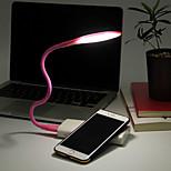 lampada portatile USB LED a basso consumo energetico luce notturna