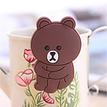 Gh021 Korea Cute Cartoon Perspective Powerful Magnet Magnetic Stickers Fridge Magnet