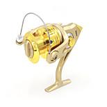 Carretes para pesca spinning 5.2/1 6 Rodamientos de bolas Intercambiable Pesca de baitcasting / Pesca en General-6000 Diaodelai