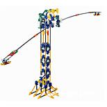 LOZ electric pendulum science building blocks assembled educational toys
