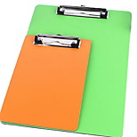 PP Folder A5 Plastic Splint(Random Colors)