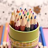 Korean Color Pencil 24 Color Secret Garden Special Color Of Lead Pencil Painting Graffiti Pen Student