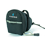 YANHO®Bike Saddle Bag Reflective Strip /  Reflective  / Multifunctional / Shockproof Cycling/Bike Nylon / OxfordGray /